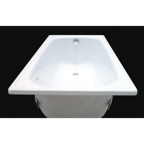 Ванна стальная Estap 150х70 см белая + ножки
