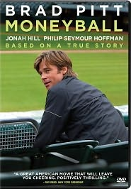 Moneyball  / Columbia Pictures presents; a film by Bennett Miller... **the movie based on the book**