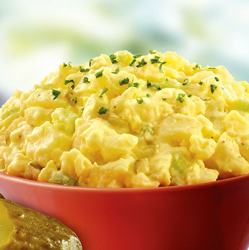 Copycat Amish Potato Salad