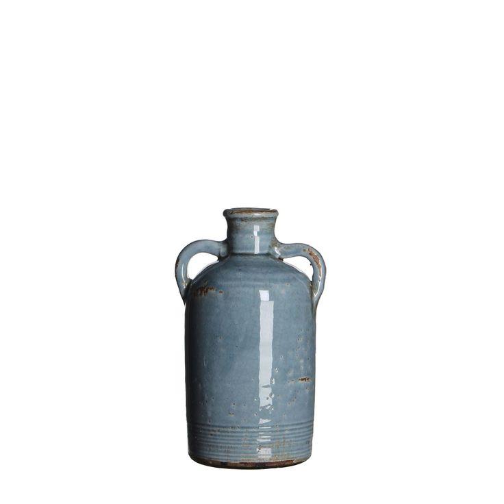 Casa vivante - vaas sil vanaf 14x7.5cm blauw - Alle producten