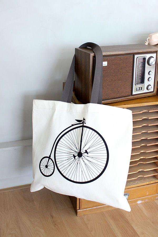 Eddie Eco Bag Kit (Bicycle) - New release sale!