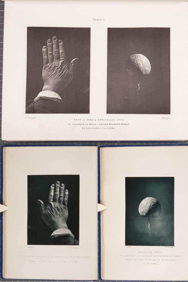 The Moon - James Nasmyth, 1874 & 1885
