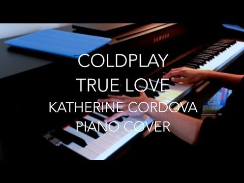 Coldplay - Moving To Mars (HQ piano cover) - YouTube