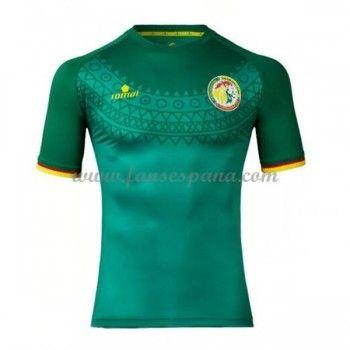 Camisetas De Futbol Selección Senegal Copa Mundial 2018 Primera Equipación c76931347ff7a