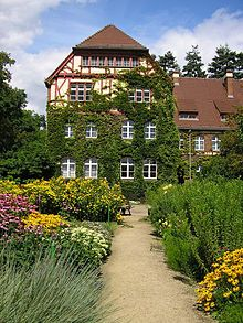 Botanischer Garten - Berlin