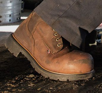 Save on all regularly priced Red Wing Work Boots of $150 or more from now through the end of April. Get the coupon delivered to your inbox and head to the store to save on new boots!
