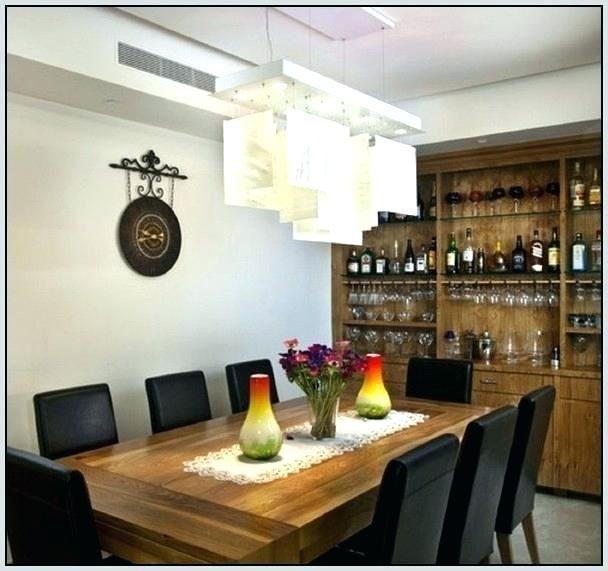 Dining Room Lighting Ideas Low Ceilings Cool Varieties To