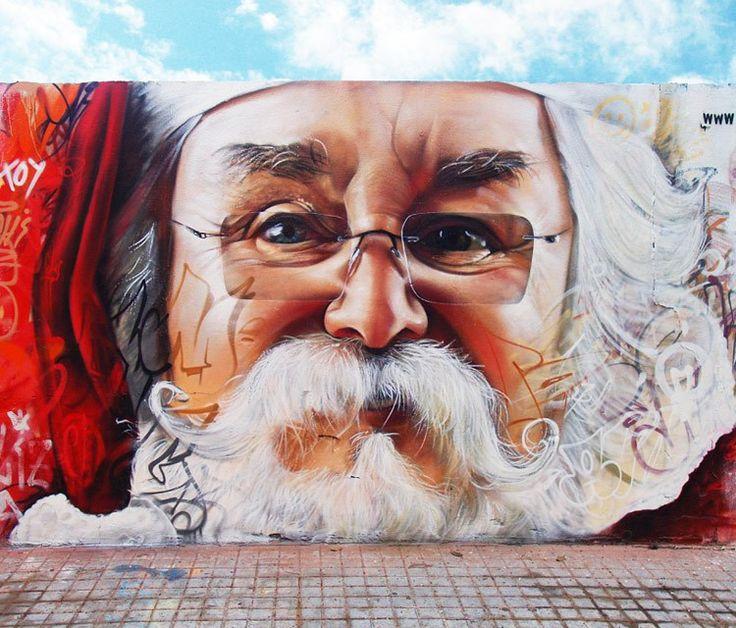 Pichiavo Santa Claus