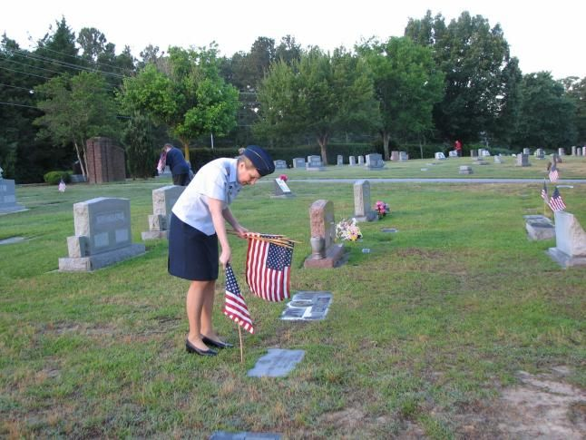 Via @WRAL: Memorial Day events honor those who died for our freedom