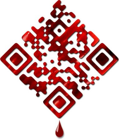 HBO's True Blood season 3 was the first TV series to get a designer QR code in an ad, thanks to a collaboration between Warbasse Design, .phd agency and SET Japan.