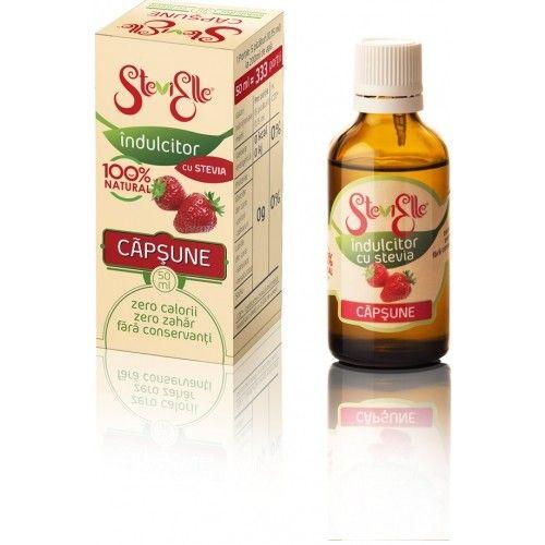 Indulcitor natural stevie si capsuni : http://www.cosulbio.ro/catalog/zahar-si-indulcitori-naturali-90277