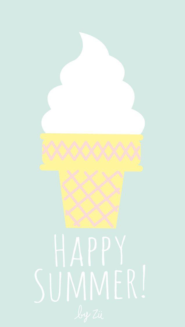 Happy Summer! #wallpaper #pastel