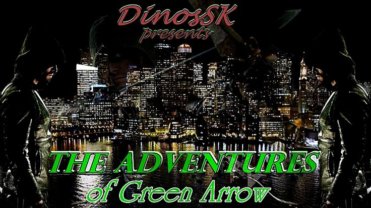 My new project #TheAdventuresofGreenArrow based on TV SHOW #Arrow. Music & production by me --> http://youtu.be/0eQD6K1rP5M