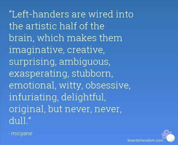 Yessss my boyfriend and I are left handers♡ 7% in the world