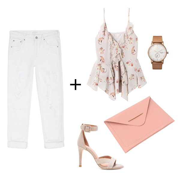 How To Make Ripped Jeans Look Chic | The Zoe Report