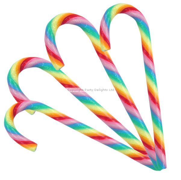 Rainbow Candy Cane0.49each