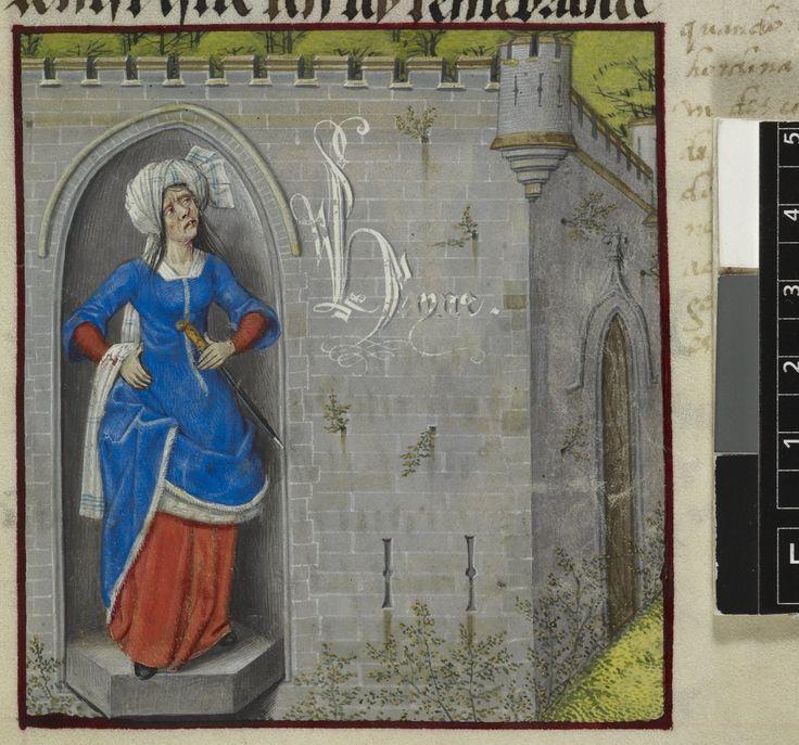 Harley 4425 AuthorGuillaume de Lorris and Jean de Meun TitleRoman de la Rose OriginNetherlands, S. (Bruges) Datec. 1490-c. 1500 LanguageFrench Folio 8