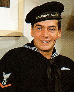 Actor, BMC Victor Mature US Coast Guard (Served 1942-1945) Short Bio: He enlisted in the U.S. Coast Guard. He was assigned to the icebreaker Storis (WMEC-38), in Boston Harbor, which was doing Greenland patrol work (28 Nov 1942). After 14 months aboard the Storis, Mature was promoted to the rate of Chief Boatswain's Mate. http://coastguard.togetherweserved.com/profile/9597