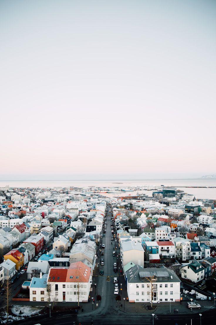 Visiter Reykjavik — bohème, avenue artwork & belles adresses en Islande –