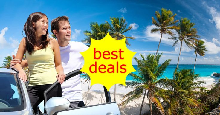 Get the best deals on Barbados car rentals, exploring the island at your own pace in safety and comfort.