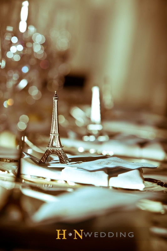 #EiffelTower #Wedding #HNwedding #banquet #decoration #www.hnwedding.com