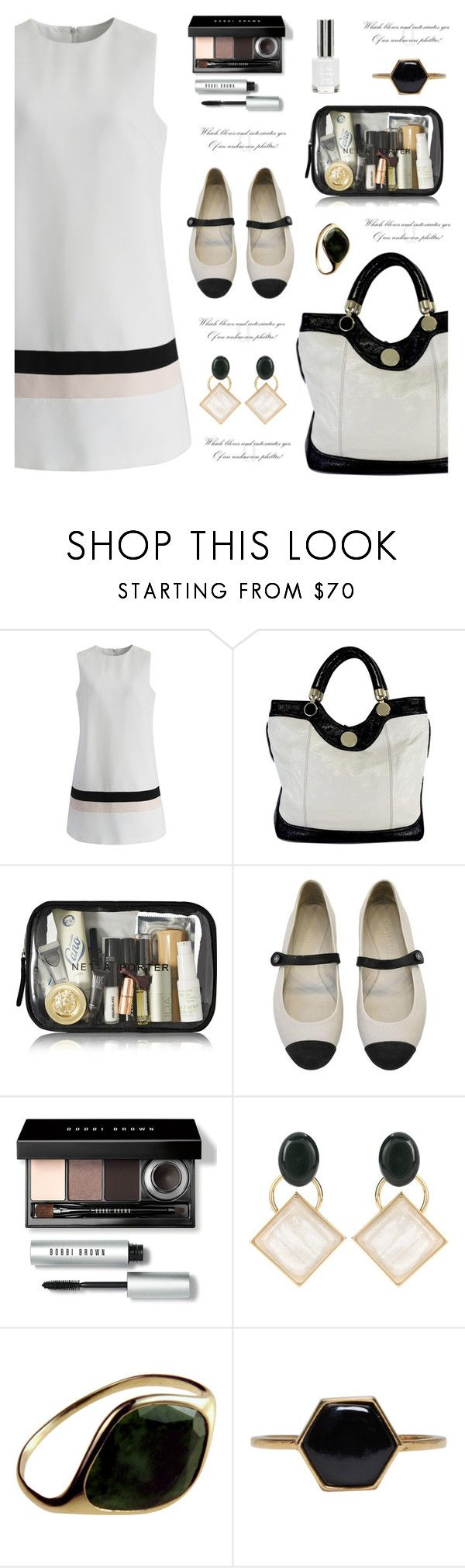 """""""needing a break"""" by countrycousin ❤ liked on Polyvore featuring Chicwish, Jill Stuart, Chanel, Bobbi Brown Cosmetics, Marni, Isabel Marant and Topshop"""
