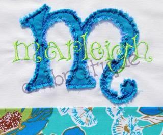 72 best ragged edge applique images on pinterest rag quilt marleigh applique font spiritdancerdesigns Images
