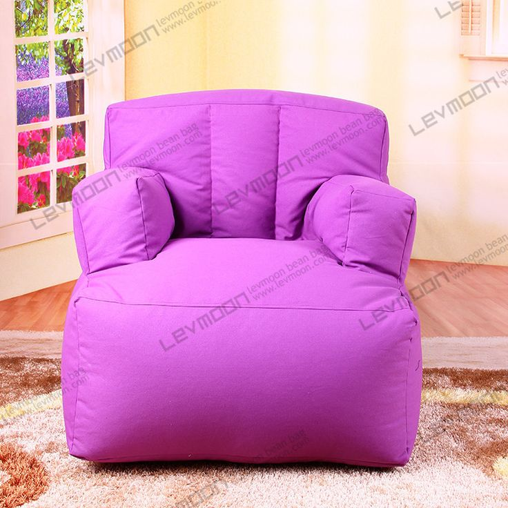 FREE SHIPPING cool bean bag couch 100% cotton canvas red bean bag chairs without filling bean bag factory bean bag chairs-in Folding Chairs from Furniture on Aliexpress.com | Alibaba Group