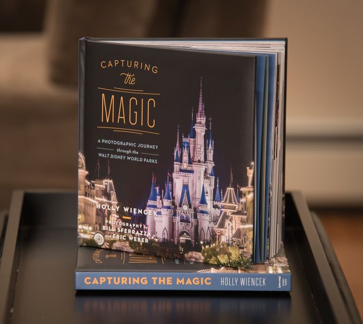 """""""Cover of Capturing the Magic"""""""