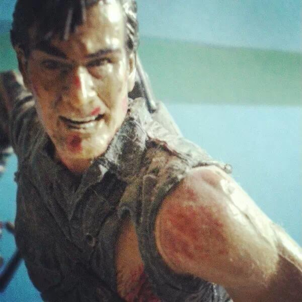 #close-up #ash #brucecampbell #armyofdarkness