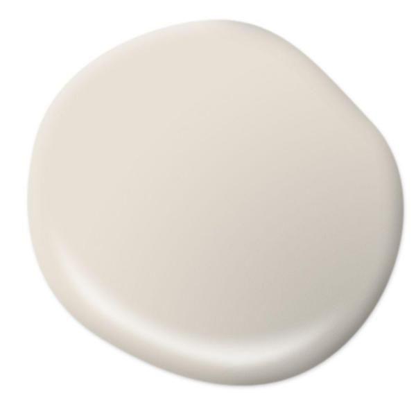 BEHR MARQUEE 1-gal. #MQ3-13 Crisp Linen Matte Interior Paint-145001 - The Home Depot