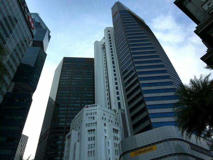 Maybank & Bank Of China, Singapore