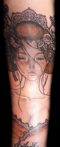 97 best images about on tribal back tattoos