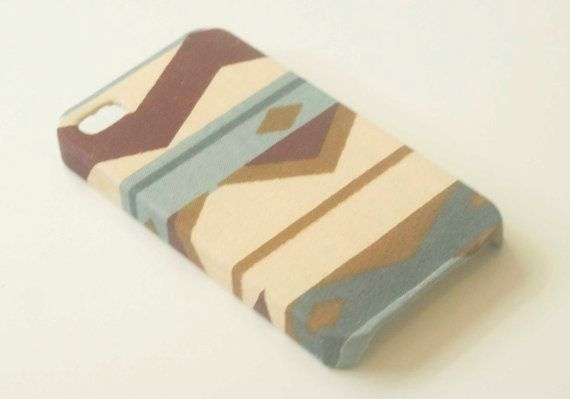 Fabric+covered+tribal+print+case+for+IPhone+by+TheBanditHat,+$15.00