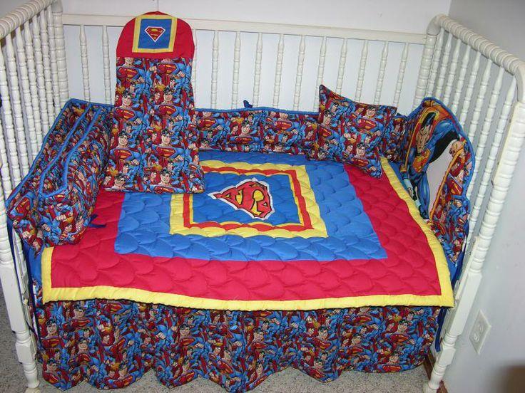 Superman Bedding Set Double