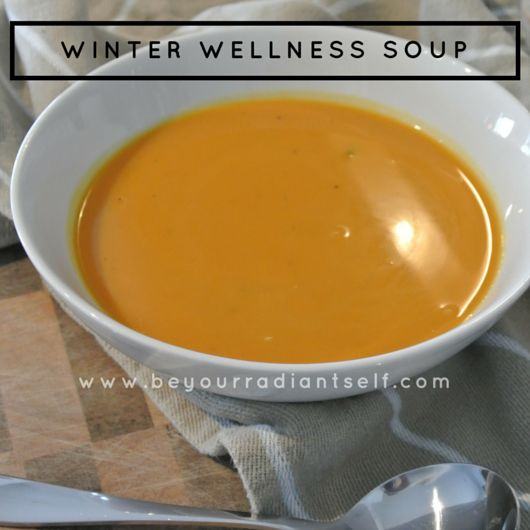 Winter Wellness Soup