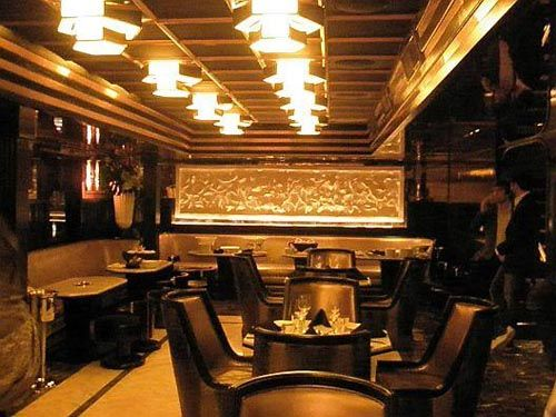 44 best art deco images on pinterest - Deco restaurant moderne ...