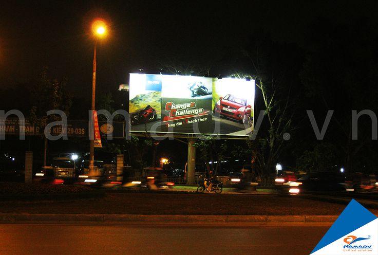 Bảng quảng cáo Suzuki - 29, Liễu Giai, Quận Ba Đình, Hà Nội