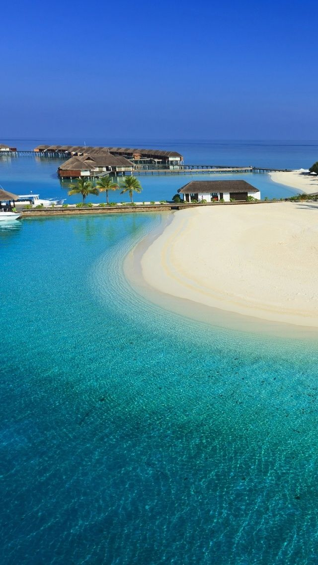 The Maldive Islands, is an island nation in the Indian Ocean consisting of a double chain of twenty-six atolls, oriented north-south, that lie between Minicoy Island.