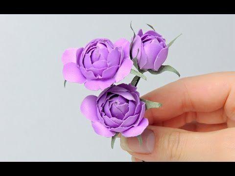 ЖЕЛАТИНИМ  ТКАНЬ  для цветоделия /Firming Up Fabrics with Gelatine. - YouTube