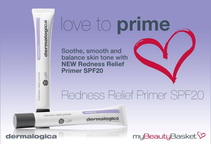 #lovetoprime #dermalogica #myBB #rednessreliefprimer #new ❤️only £34 with FREE Delivery at www.myBeautyBasket.co.uk ❤️