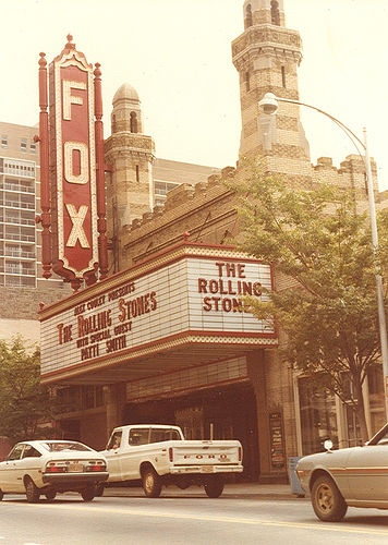 50 Fun Things to Do in Atlanta!    Fox Theatre-Atlanta by arlo forbes, via Flickr
