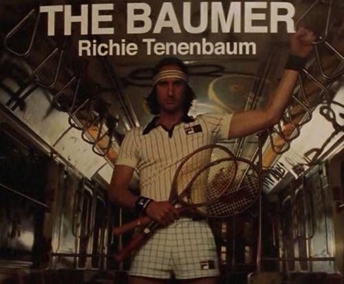 Richie Tenenbaum The Baumer 77 best images ...