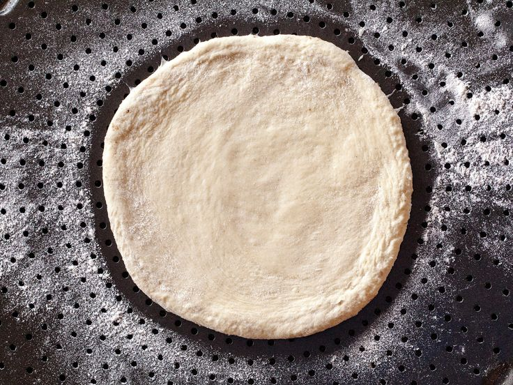 Easy-to-follow Pizza Dough recipe from Tyler Florence. Photography by Jackie Alpers for Food Network.