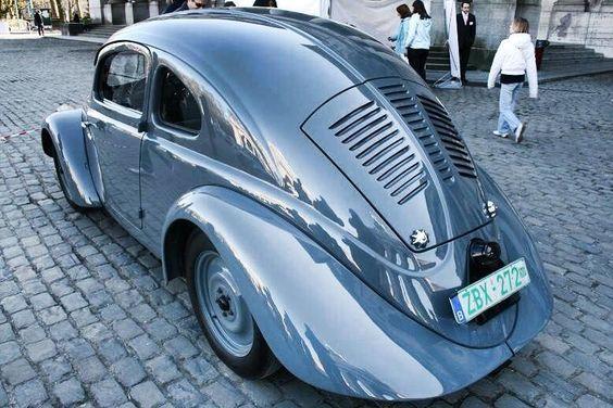 OG   1937 Volkswagen / VW Beetle / KdF-Wagen   W30 prototype