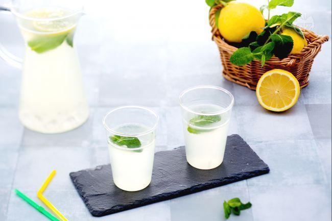 La limonata alla menta fatta in casa è una piacevolezza da dedicarsi quando si vuol fare il pieno di energie in maniera naturale e salutare.