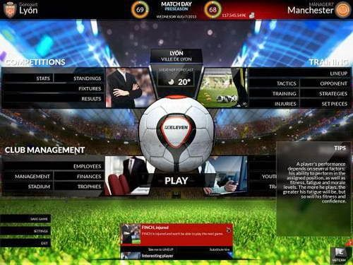 Download Game FX Eleven 2014