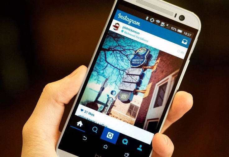 Instagram 3D Touch güncellemesi Android'te!   #teknoloji #ınstagram #androıd #technology #news