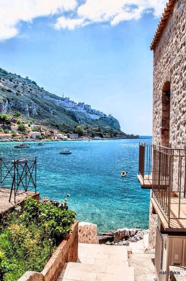 Mani, #Peloponnese,#Greece