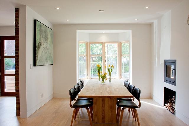 Garden Avenue Renovation - The Dinning Room